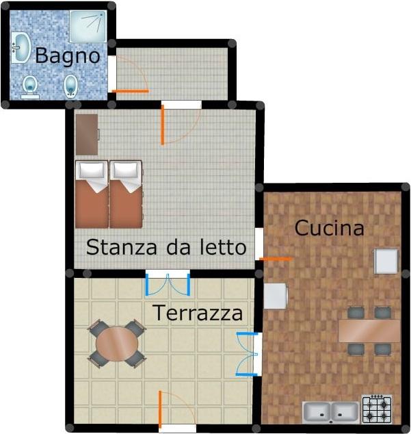 Ponza in appartamento pina viaggi a ponza home for Soggiorno a ponza